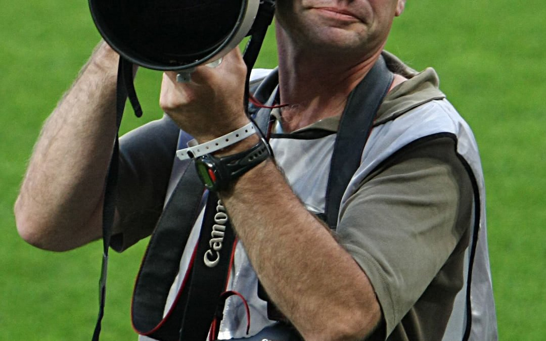 Mit der Leica in der Latexhose